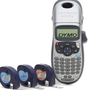 DYMO Label Maker 100HPLUS w/3 Bonus Labeling Tapes